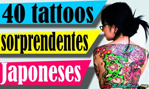 40 sorprendentes diseños de tatuajes japoneses