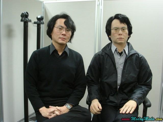GF2045 Brains avatares android y el futuro de la humanidad 1