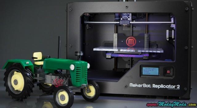Impresión 3D pionera Stratasys mira hacia el futuro y compra MakerBot Thingiverse 1