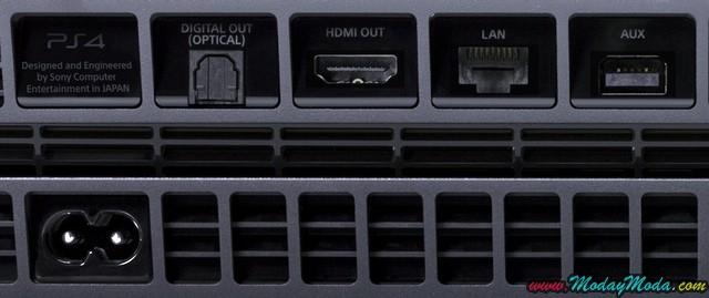 Sony PS4 no apoyará la salida analógica 3