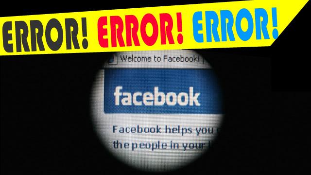 Un fallo de seguridad en Facebook revela datos de 6 millones de usuarios