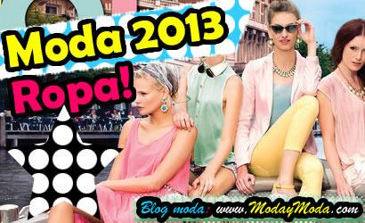 moda ropa 2013