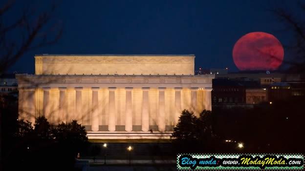 El momento del Perigeo de la Luna hace que se vea más grande y más brillante desde la Tierra (NASA/Cortesía).