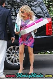 Baby Shower de Fergie en Los Ángeles