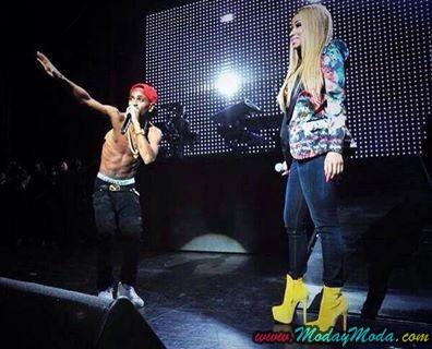 Big Sean conversaciones de trabajo con Nicki Minaj en MILF