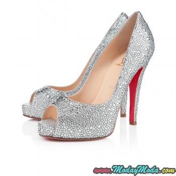Colección zapatos de novia Louboutin 2013