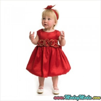 Flower-Girl-Dresses-Red-Sash-350x350