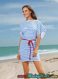 Colección de Vestidos para ir a la Playa 2