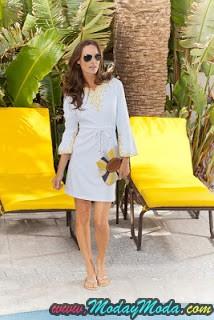 Colección de Vestidos para ir a la Playa 3