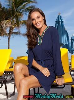 Colección de Vestidos para ir a la Playa 5