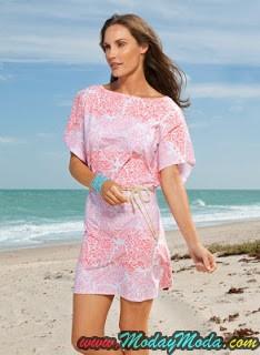 Colección de Vestidos para ir a la Playa 6
