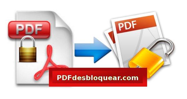 desbloquear archivos pdf protegidos contraseña liberar gratis pdf bloqueado