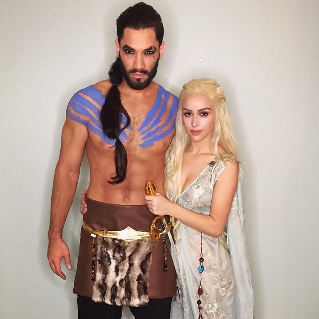 khaleesi drogo
