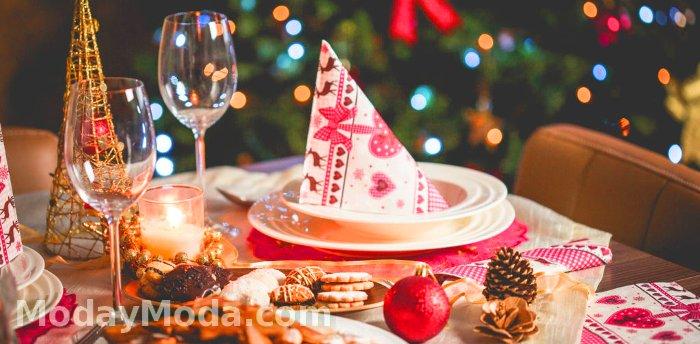 cena navidad romantica dieta